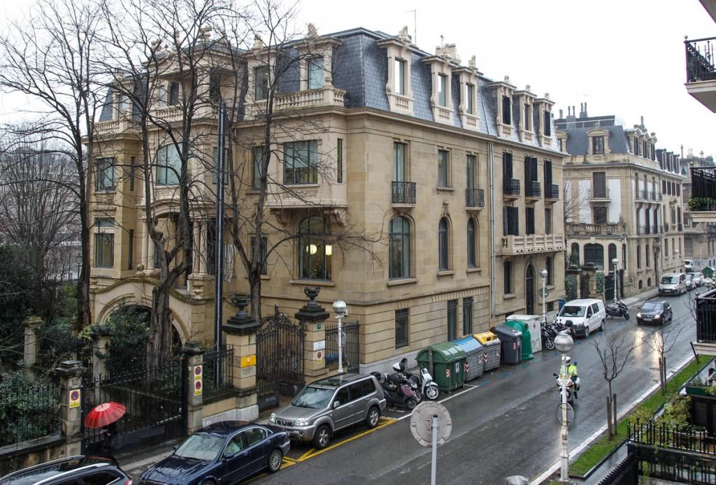 Sede del COAVN Gipuzkoa