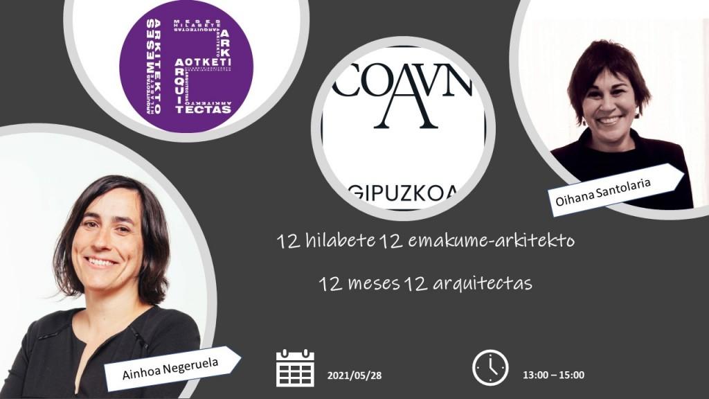 Oihana Santolaria y Ainhoa Negeruela serán las protagonistas del próximo encuentro de